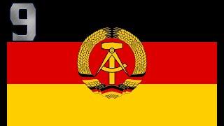 Hearts Of Iron 4 - Niemiecka Republika Socjalistyczna #9