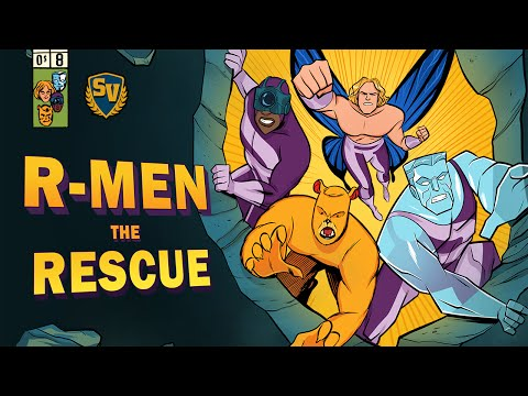 R MEN - THE RESCUE