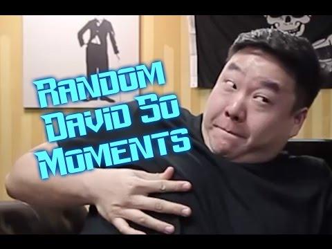 JustKiddingNews Random David So Moments
