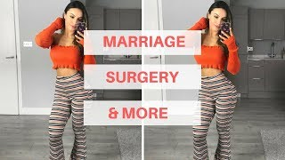 Q&A | SURGERY, STAYING MOTIVATED, DEALING WITH STRESS!!
