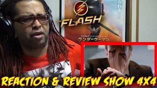"The Flash Season 4 Episode 4 Reaction & Review Show (""Elongated Journey Into Night'"")"
