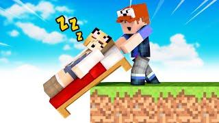 BELLA CHCE MI ZNISZCZYĆ ŁÓŻKO?! (Minecraft Bed Wars) | Vito vs Bella