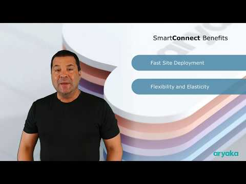 SmartConnect | Managed Connectivity as-a-Service | Aryaka
