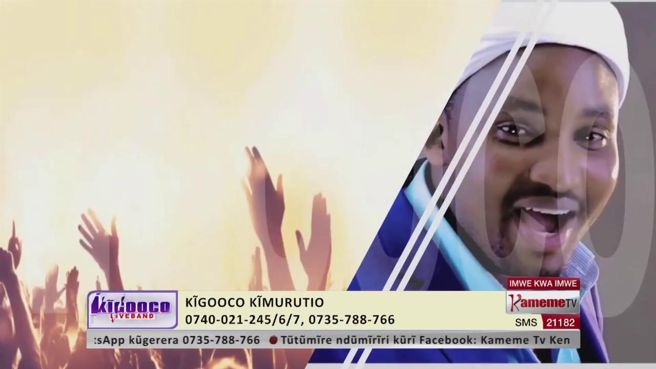 Kigooco  Live Kameme TV na Martin wa Janet and the Band