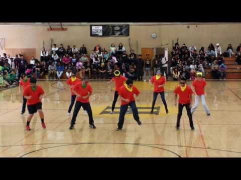 Hayward High School DTR 2016 - Mandarin Class Dance