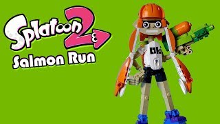Everything Is Awesome! (Splatoon 2 Salmon Run Funny Moments)