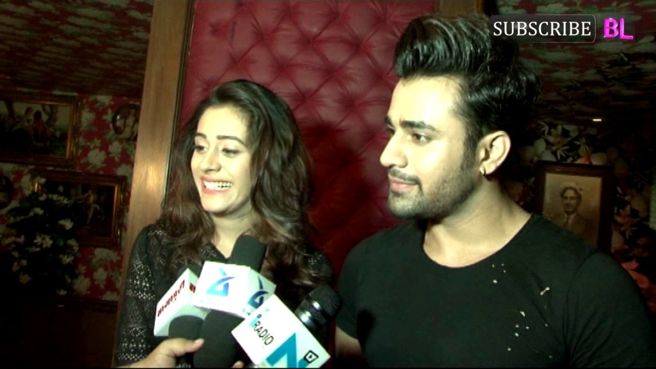 Pearl Puri And Hiba Nawab At Launch Party Of Tv Show Yeh
