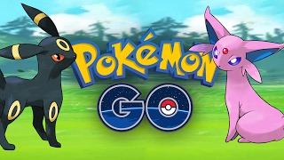 HOW TO EVOLVE UMBREON AND ESPEON IN POKEMON GO! (Name Trick)
