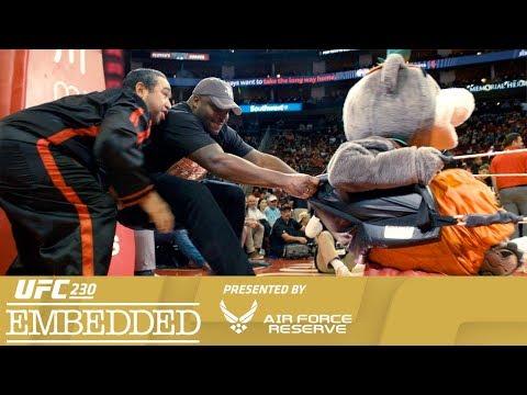 UFC 230 Embedded: Vlog Series – Episode 1
