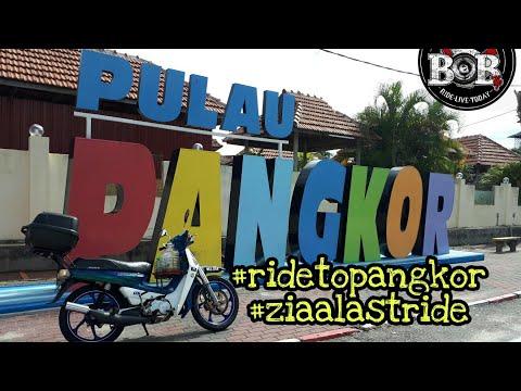 RIDE TO PANGKOR 2017 | ZIAA LAST RIDE | VLOG #93