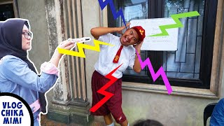 Drama Komedi Anak Sekolah - Murid Pintar dan Murid Lucu - Belajar Bernyanyi Lagu Anak