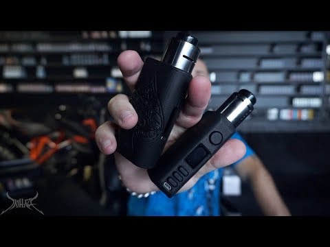 Rebel Vape Single 2x700 DNA75C and Dual 2x700 DNA167 Review and Rundown