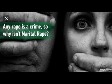 Marital Rape     Crime or not