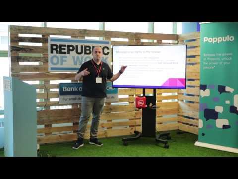 GKE (Kubernetes): The Arecibo Message for Developers - David Gonzalez
