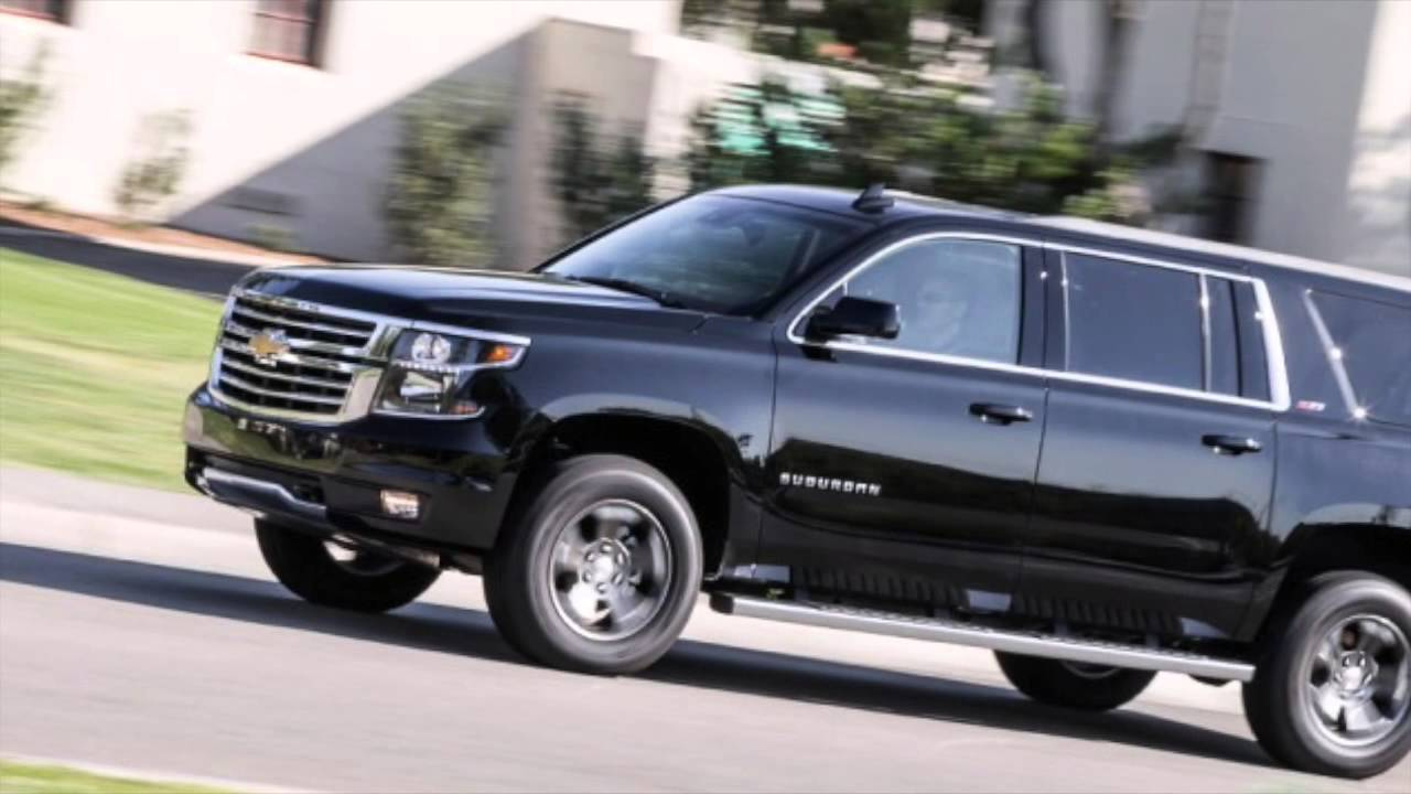 2015 Chevy Suburban In San Antonio | Cavender Chevrolet