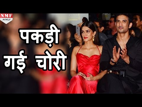 Manish Malhotra की B'day Party में Cosy हुए Sushant और Kriti