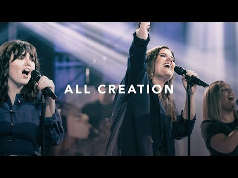 David & Nicole Binion - All Creation (Official Live Video)