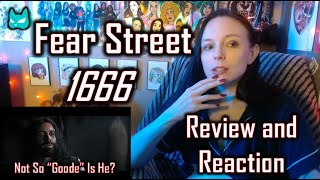 We All Owe Sarah Fier An Apology! Fear Street Part 3 : 1666 - Review and Reaction!