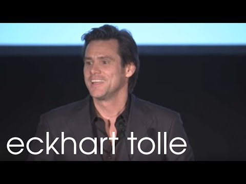 Jim Carrey On The Power Of Intention