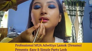 Makeover by Adwitiya Lamok   Promotional video 2020