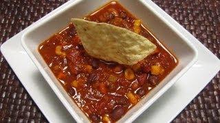 Vegetable Chili Recipe