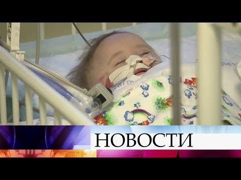 Вероника Скворцова навестила
