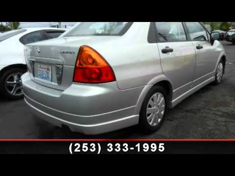 2002 suzuki aerio my town motors auburn wa 98002 for My town motors auburn wa