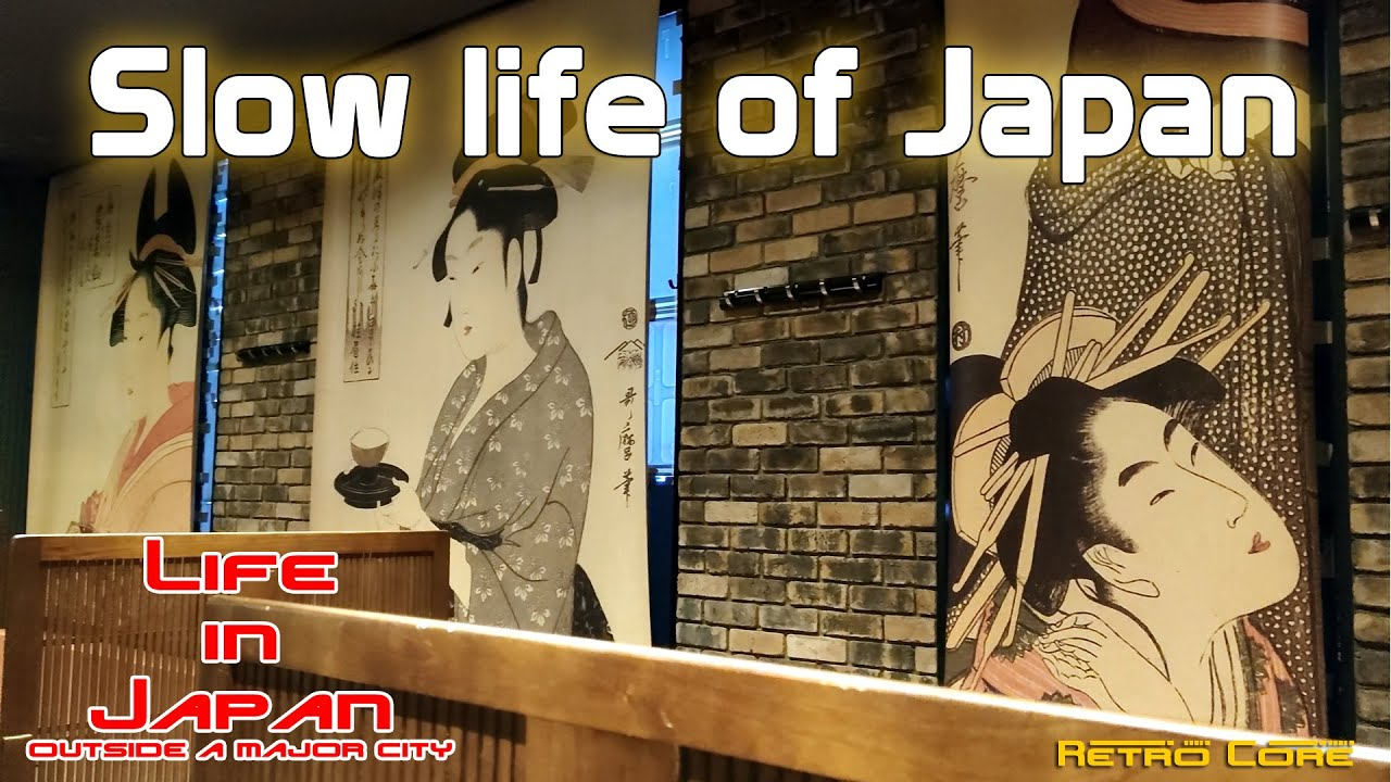 Life in Japan - Slow life of Japan