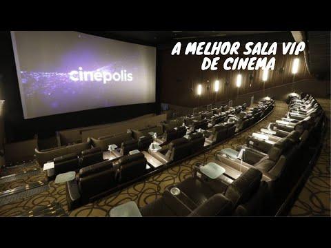 A MELHOR SALA VIP DE CINEMA - CINÉPOLIS - IGUATEMI - ALPHAVILLE - SAIBA PREÇO E COMO FUNCIONA