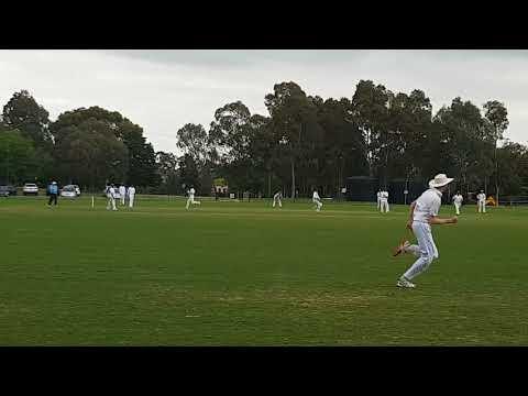 Round 2 Balwyn v Endeavour Hills 2017, VSDCA 1st XI South/East