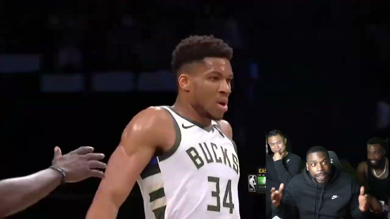 Me Kenny And Cash React To Brooklyn Nets vs Milwaukee Bucks Full GAME 7 2021 NBA Playoffs