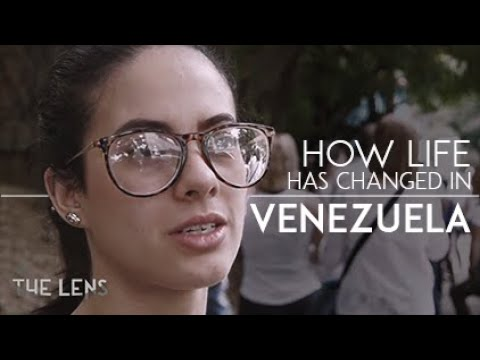 How life has changed in Venezuela