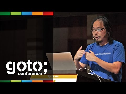 GOTO 2016 • Java-Based Microservices, Containers, Kubernetes - How To • Ray Tsang & Arjen Wassink