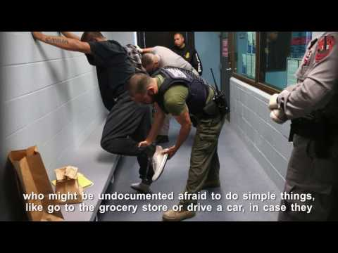 Illegal Immigrants Go Back Into the Shadows