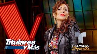 Alejandra Guzmán y la sensual Becky G encienden los escenarios de La Voz | Telemundo Deportes
