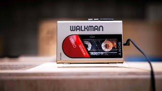 Legendärer Kassettenspieler: 40 Jahre Walkman