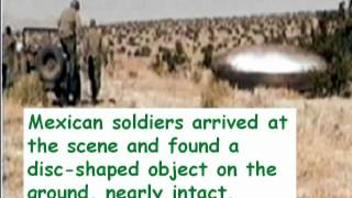 """Captain Jack Harris """"Mexico's Roswell"""" with Noe Torres & Ruben Uriarte Dec. 2007 Video"""