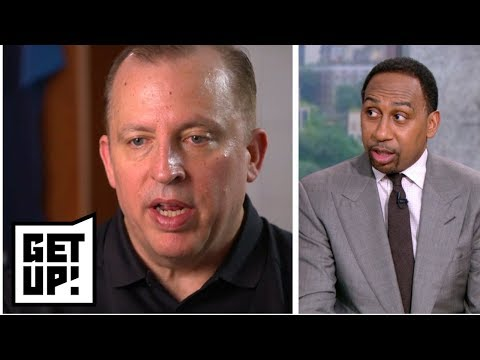 Stephen A.: Tom Thibodeau doesn't have the power to decide Jimmy Butler's fate | Get Up! | ESPN