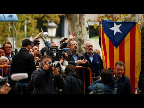 Spain likely to seek arrest of ousted Catalan leader, top judge says