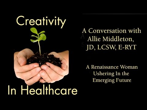 Show # 7 A Conversation with Allie Middleton, JD, LCSW, E-RYT