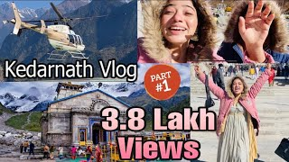Best kedarnath Yatra 2020 | Kedarnath Temple in Uttarakhand || Muskan Sharma
