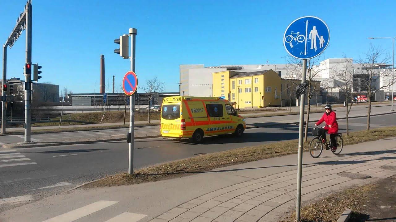 Hälytykset Varsinais Suomi