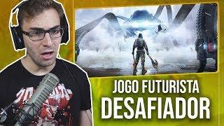 Jogo Futurista MUITO DIFÍCIL! | The Surge 2 Gameplay em Português PT-BR