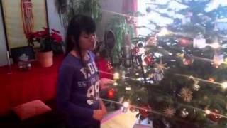 เพลงสาวสวนยาง. ร้องโดยน้อง บีม Beam Karaoke
