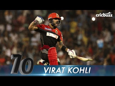 Most Valuable Players in IPL: #10-6