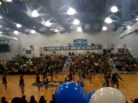 Union City High School Pep rally