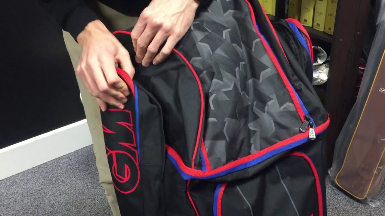 e7645da2628 GM Original Cricket Duffle Bag Review - YouTube
