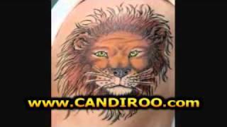Repeat youtube video Löwen Tattoo, Löwen Tattoovorlagen, Tattoomotive