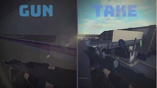Gun Take Game in Phantom Forces.. | Roblox