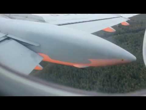 Полёт из Москвы в Минск на ТУ-154 Белавиа